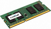 Модуль памяти для ноутбука SO-DIMM DDR3 4Gb 1600MHz Crucial (CT51264BF160B(J)) RTL (PC3-12800) CL11 SODIMM 204pin 1.35V/1.5V