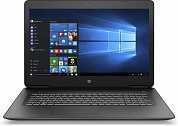 "Ноутбук HP Pavilion Gaming 17-ab314ur (2PQ50EA) 17.3"" 1920x1080 (Full HD), Intel Core i5 7300HQ, 2500 МГц, 6144 Мб, 1000 Гб, GeForce GTX 1050 Ti 4096 Мб, DVD-RW, Wi-Fi, Bluetooth, Cam, Windows 10 Home (64 bit), чёрный"