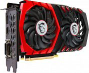 Видеокарта MSI GeForce GTX1050Ti Gaming X / 4GB GDDR5 128bit / DVI-D, HDMI, DisplayPort / GTX 1050 Ti GAMING X 4G / RTL