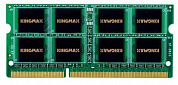 Модуль памяти SO-DIMM DDR3 Kingmax 4GB  (PC3-12800, 1600MHz)