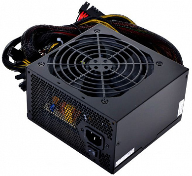 Блок питания Zalman ZM700-LE II (ATX 2.3, 700W, 120mm fan, ) Retail
