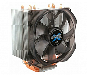 Кулер Zalman 10X OPTIMA II CNPS10X S1150/51/55/56/1366/2011/11V3/2066/AM4//AM3/3+/FM2/2+ (12 шт/кор, PWM, Wite LED Fan, верх.крышка RGB, 4 тепловые трубки, Al+Cu, 4-pin, белый) Retail Color Box