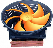 Кулер PCCooler Q121 S775/115X/AM2/AM3/AM4/FM1/FM2 (72 шт/кор, TDP 68W, вент-р 120мм, 1500RPM, 16,5dBa) Retail Color Box
