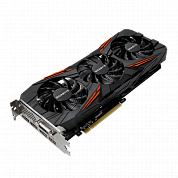 Видеокарта GIGABYTE GeForce GTX1070Ti GAMING / 8GB GDDR5 256bit 8008MHz / GV-N107TGAMING-8GD / RTL