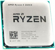 Процессор AMD Ryzen 5 2600X ( Socket AM4, 6-ядерный, 3600 МГц, Turbo: 4200 МГц, Pinnacle Ridge, Кэш L2 - 3 Мб, Кэш L3 - 16 Мб, 12 нм, 95 Вт ) YD260XBCM6IAF