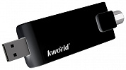 ТВ-Тюнер Kworld KW-UB424-D Hybrid TV-Box USB (RC, FM, w/Hybrid Media Center Drive) RTL