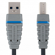 Кабель USB3.0 Bandridge BCL5101 USB A(m)/USBmicro B(m) (1м)