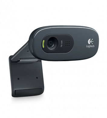 Веб-камера Logitech HD WebCam C270 RTL