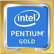 Процессор INTEL Pentium GOLD G5400 / 3.7GHz / 4MB cache / 2 cores / 4 threads / HD Graphics 610 / 54W TDP / LGA1151 v2 / OEM
