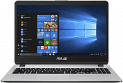 "Ноутбук ASUS X507MA-EJ113 15.6"" 1920x1080 (Full HD), Intel Celeron N4000, 1100 МГц, 4096 Мб, 1000 Гб, Intel UHD Graphics 600, Wi-Fi, Bluetooth, Cam, Endless, серый"